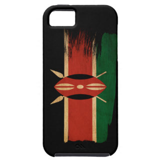 Kenia-Flagge iPhone 5 Covers