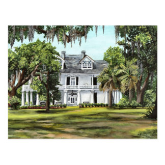 Kenilworth Plantation Postcard