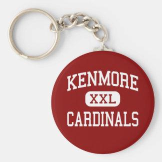 Kenmore - Cardinals - High School - Akron Ohio Key Ring
