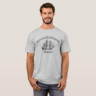 Kennebunkport Maine Tall Ship Shirt