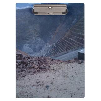 Kennecott Copper Mine Clipboard