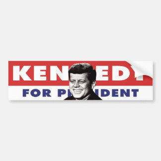 Kennedy 1960 Bumper Sticker