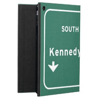 Kennedy Airport JFK I-678 NYC New York City NY Cover For iPad Air