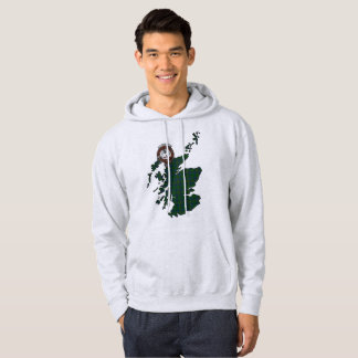 Kennedy Clan Badge Adult Hoodie