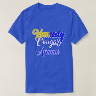 Kennedy Cougars Alumni T-Shirt