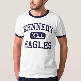 Kennedy - Eagles - High - Waterbury Connecticut T-Shirt