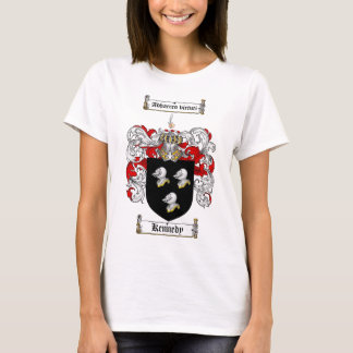 KENNEDY FAMILY CREST -  KENNEDY COAT OF ARMS T-Shirt
