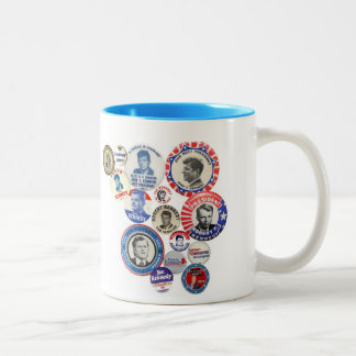 Kennedy Family Two-Tone Mug