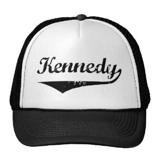 Kennedy Trucker Hats