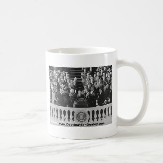 Kennedy Inaugural Speech Coffee Mug