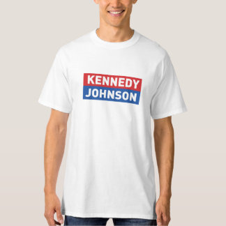 Kennedy Johnson vintage campaign shirt