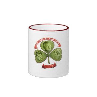 Kennedy Luck o' the Irish Mug