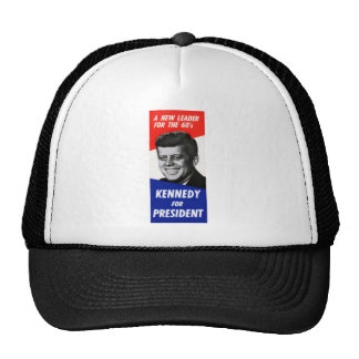 Kennedy Presidential Campaign 1960 Cap