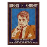 """Kennedy, Robert - """"Why Not?"""" Poster"""