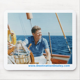 Kennedy Sailing Mouse Pad