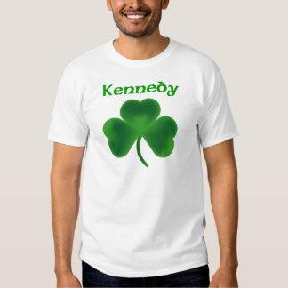 Kennedy Shamrock T-shirts