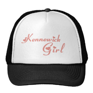 Kennewick Girl tee shirts Hat