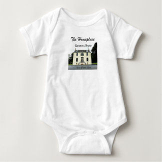 Kennox House  – MacAlister Clan Baby Bodysuit