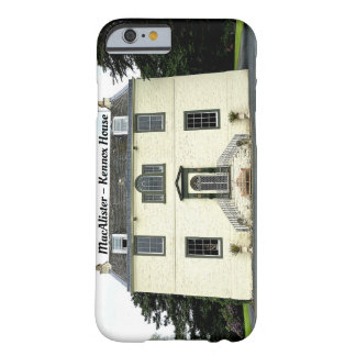 Kennox House – MacAlister Clan Barely There iPhone 6 Case