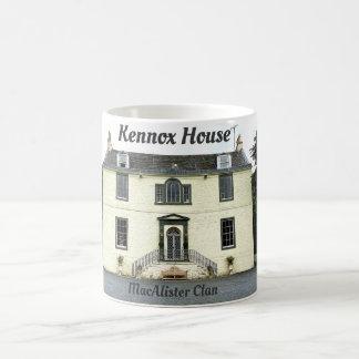 Kennox House – MacAlister Clan Coffee Mug
