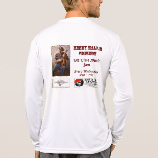 KENNY HALL'S FRIENDS OLD TIME MUSIC JAM TSHIRTS