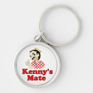 Kenny's Mate Keychain