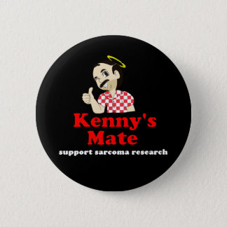 Kenny's Mate Sarcoma Research Support Badge
