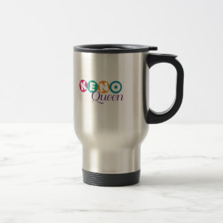 Keno Queen Travel Mug