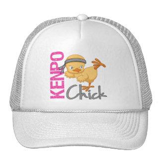 Kenpo Chick Mesh Hat