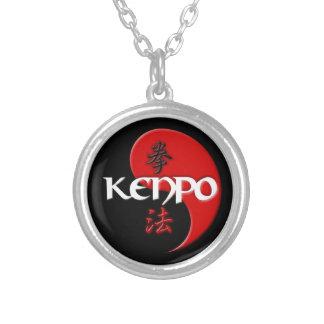 Kenpo Yin Yang Pendant