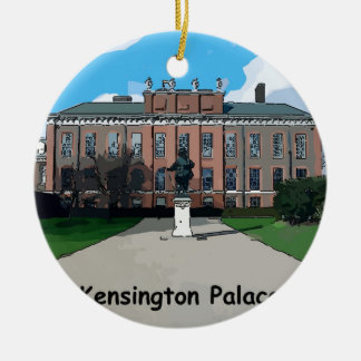 Kensington Palace Ceramic Ornament