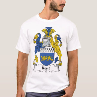 Kent Family Crest T-Shirt