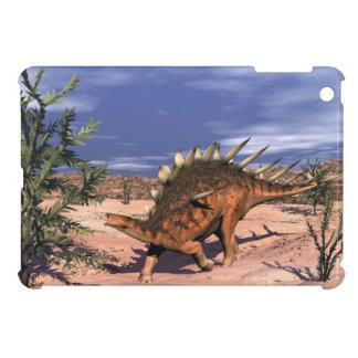 Kentrosaurus dinosaur - 3D render Cover For The iPad Mini