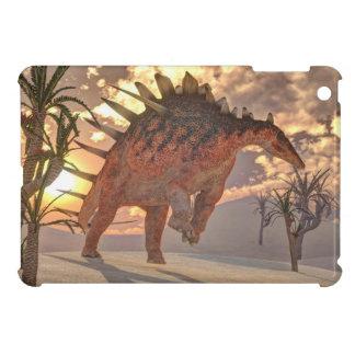 Kentrosaurus dinosaur - 3D render iPad Mini Case
