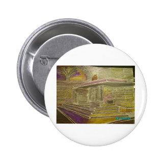 Kentuck Knob Pinback Button