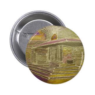Kentuck Knob Pinback Buttons