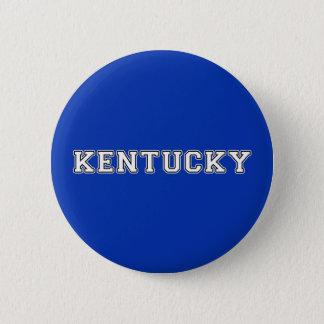 Kentucky 6 Cm Round Badge