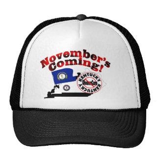 Kentucky Anti ObamaCare – November's Coming! Cap
