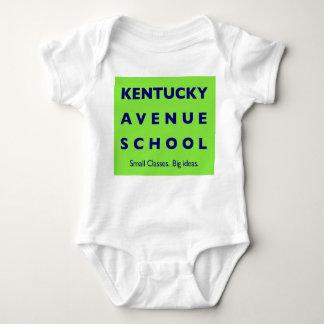 Kentucky Avenue School Infant Creeper