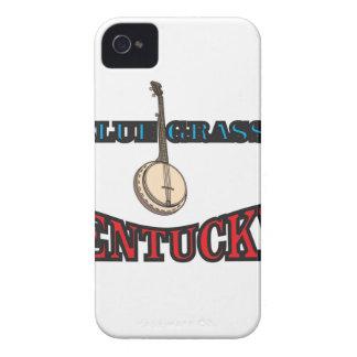 Kentucky Bluegrass art iPhone 4 Case