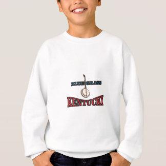 Kentucky Bluegrass art Sweatshirt