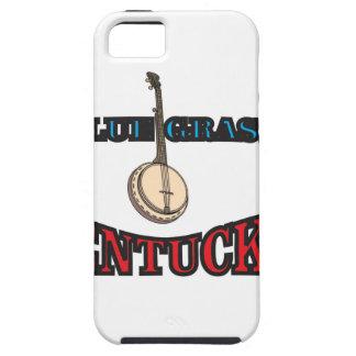 Kentucky Bluegrass art Tough iPhone 5 Case
