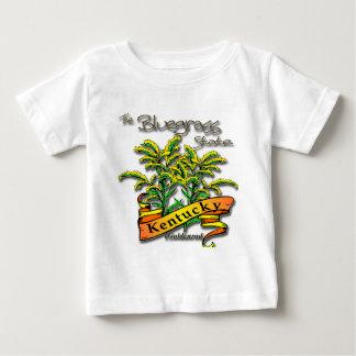 Kentucky Bluegrass State Goldenrod Infant T-Shirt
