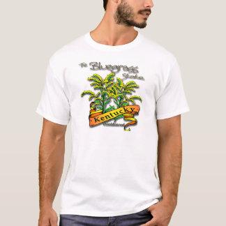Kentucky Bluegrass State Goldenrod T-Shirt