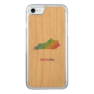 Kentucky Carved iPhone 8/7 Case