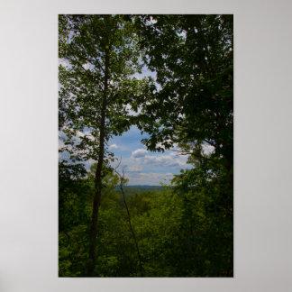 Kentucky Countryside Poster