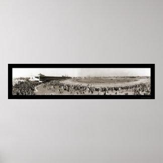 Kentucky Derby Photo 1940 Poster
