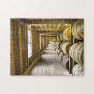 Kentucky Distillery Jigsaw Puzzle