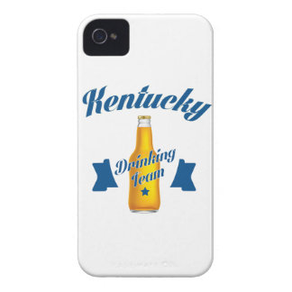 Kentucky Drinking team Case-Mate iPhone 4 Cases