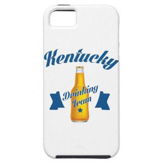 Kentucky Drinking team Tough iPhone 5 Case